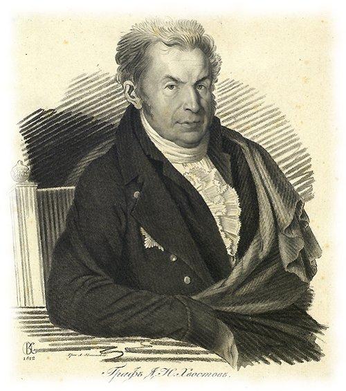 Д. И. Хвостов